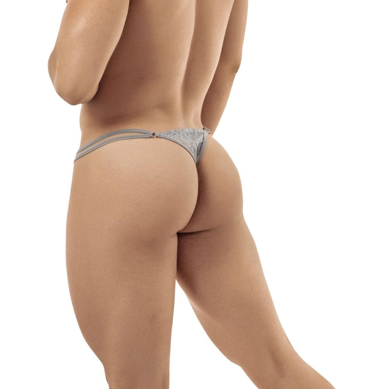 CandyMan Fashion Masculine Thongs Underwear for Men