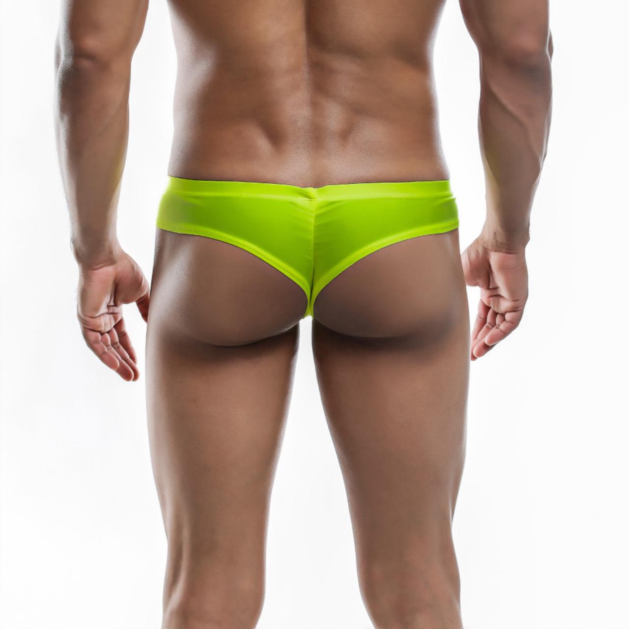 Joe Snyder Polyester Collection Mini Cheek 22 mens underwear swim slip brief