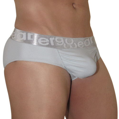 Mens Underwear - Front view of Ergowear FEEL XV Chrysler Briefs
