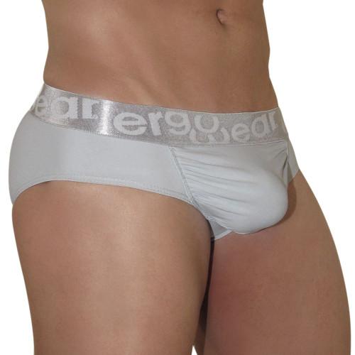 Mens Underwear - Front view of Ergowear FEEL XV Chrysler Briefs