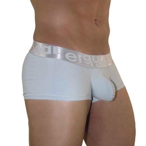Mens Underwear - Front view of Ergowear MAX XV Chrysler Boxer - Trunk Style Underwear