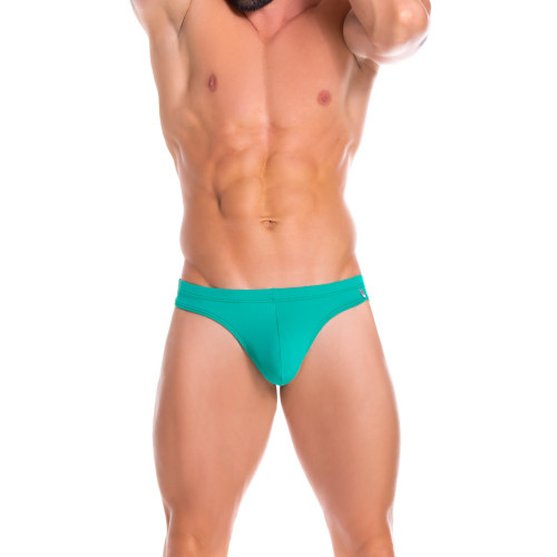 Mens Underwear - Front view of JOR Sunny Swim Bikini Briefs - Sexy Mens Swimwear