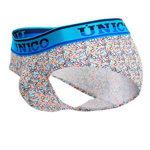 Mens Underwear - Front view of Unico Underwear San Francisco Brief - Mens Underwear