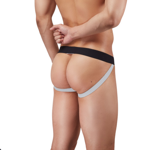 Mens Underwear - Front view of HAWAI Basic Jockstrap - Everyday Basic Jockstrap Underwear