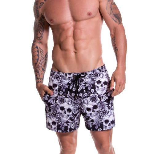 Mens Underwear - Front view of JOR Swimwear Tequila Swim Shorts - Mens swimwear