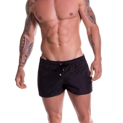 Mens Underwear - Front view of JOR Swimwear Torino Mini Short - Tailored Short Leg Swimwear