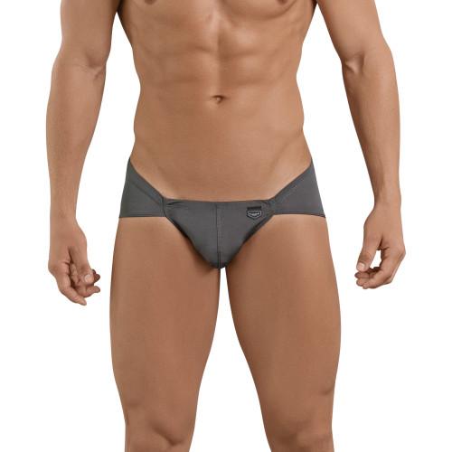 Mens Underwear - Front view of Clever Underwear Exciting Matrix Briefs - Sexy Mens Underwear