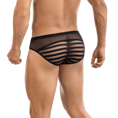 Mens Underwear - Front view of Clever Underwear Style Latin Briefs - Mens Sexy Underwear