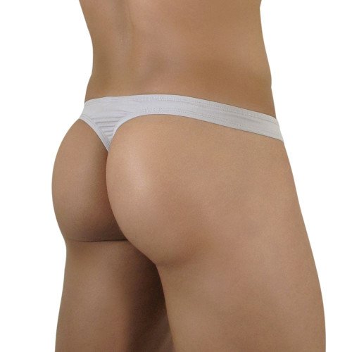 Ergowear Mens Underwear - X4D Chrysler Male Thong - Ergonomic Pouch Underwear - Rear