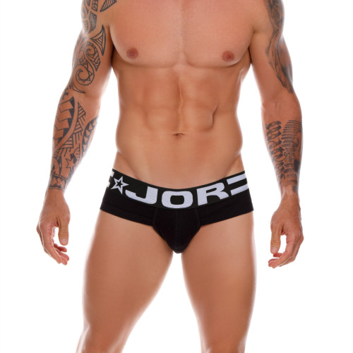Mens Brief Underwear- JOR Underwear Arizona Bikini 2020 Edition available in black, red and white from Manhood Undies