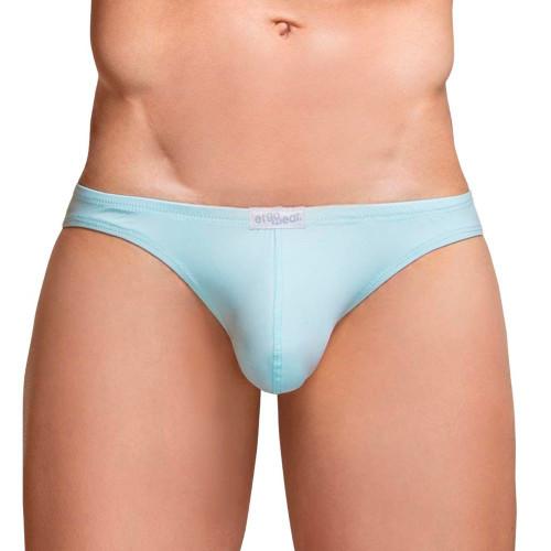 Ergowear Underwear X4D Thong in Mint Green - Ergonomic Enhancing Pouch Mens Thong