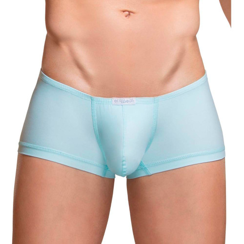 Underwear Mens Underwear - Check out the sexy and stylish Ergowear Underwear X4D Mini Boxer in Mint Green - Ergonomic Enhancing Pouch Trunks