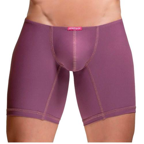 Ergowear Underwear X4D Boxer in Marsala Red - Ergonomic Enhancing Pouch Boxer Brief