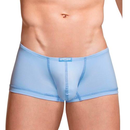 Ergowear Underwear X4D Mini Boxer in Cerulean Blue - Enhancing Pouch Mens Trunks