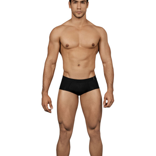 Clever Underwear Spiritual Piping Briefs - Classic Full Fitting Mens Brief Underwear