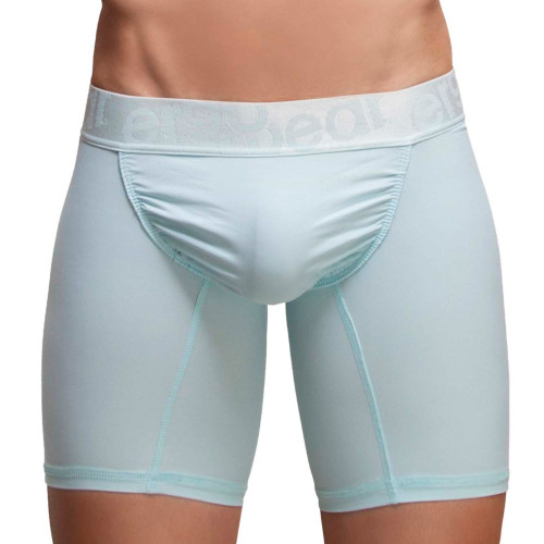 Ergowear Underwear FEEL XV Boxer Briefs in Mint Green - Traditional Long Leg Trunk Underwear