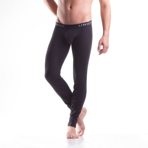 Mundo Unico Underwear Intenso Cotton Long Johns - Traditional Long Full Leg Mens Underwear