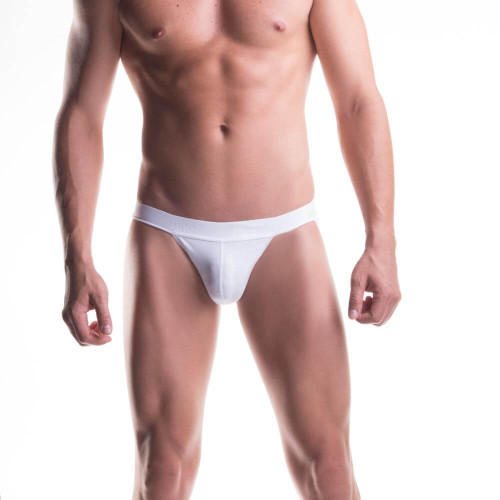 Mundo Unico Underwear Cristalino Cotton Jockstrap - Traditional Style Mens Jock Underwear