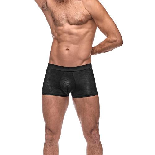 Male Power Underwear Impressions Short - Sophisticated Trunk Style Boxer Brief Underwear