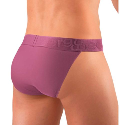 Ergowear Underwear MAX XV Bikini in Marsala Pink - Ergonomic Enhancing Mens Bikini Briefs