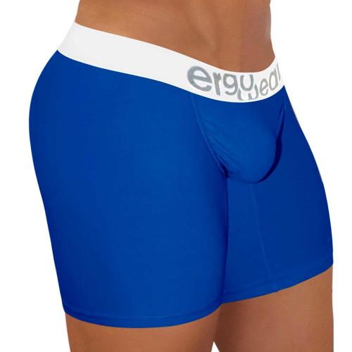 Ergowear Underwear FEEL Modal Boxer Brief in Royal Blue - Mens Ergonomic Trunk Style Pouch Underwear