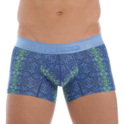 Mundo Unico Underwear Albar Trunks - High Leg Boxer Short Underwear With Supportive Pouch