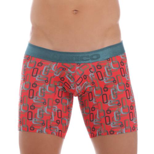Mundo Unico Underwear Scheme Boxer Briefs - Practical & Comfortable Mens Boxer Shorts