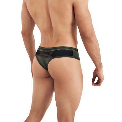 Clever Underwear Intuition Thongs - Wide Front & Rear Full Fitting Male Thong Underwear