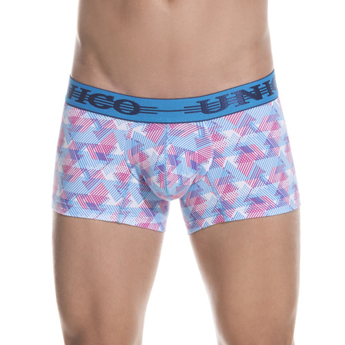 Mens Underwear - Front view of Unico Boxer Trunk Artificial
