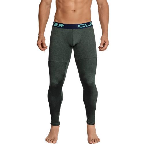 Mens Underwear - Image of Clever Underwear Gordiano Athletic Pants - Athletic Long Underwear