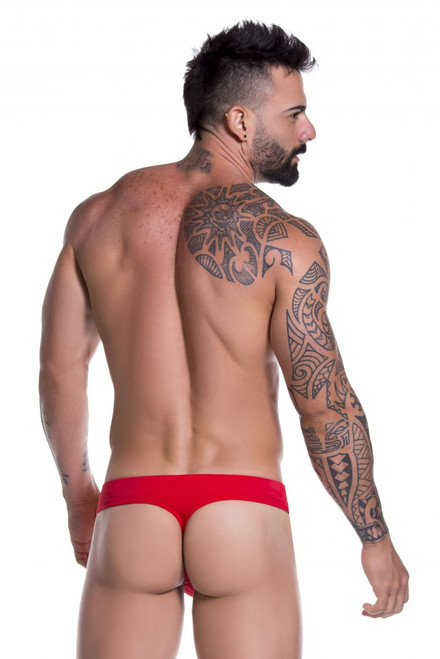 Mens Underwear - Front view of JOR Sunny Swim Thongs - Male Swim Thong