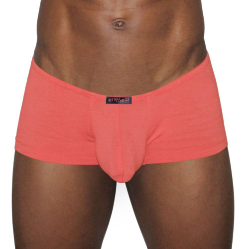 Mens Underwear - Ergowear X3D Modal Mini Boxer in Dusk front view - Enhancing mens sexy undies