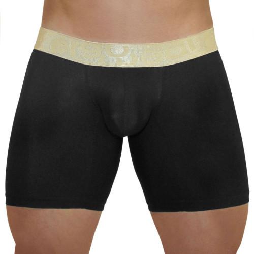 Mens Underwear - Ergowear MAX XV Boxer Brief front view. Mens Enhancing Undies