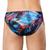 Mens Underwear - Front view of Doreanse Underwear Deep Sea Bikini - Mens Brief Underwear