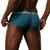 Mens Underwear - Front view of Doreanse Underwear Mosaic Trunk - Mens Boxer Brief Style Underwear