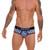 Mens Underwear - Image of JOR Underwear Tribal Briefs 2020 Edition - Stylish Printed Mens Brief Underwear