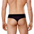 Male Thongs - Doreanse Underwear Window Thong in Black - Male Thong With Sexy Cut Out & Mesh Panels
