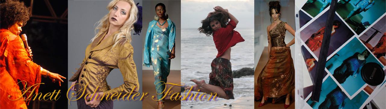 Models show Wearable Art