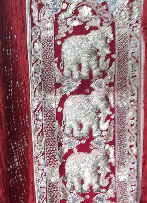 King Salomon (Handmade Blanket)