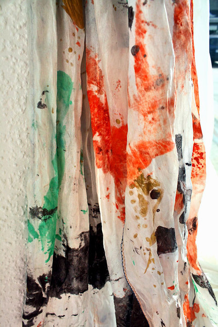fresh contemporary fiber wearable art