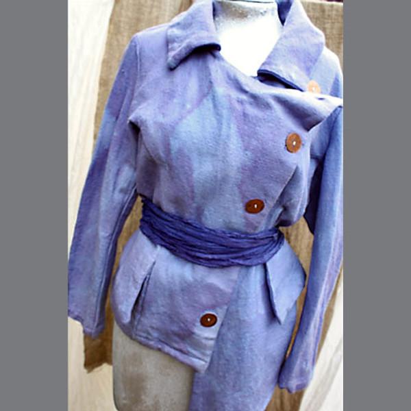 Napoleon Jacket Blue