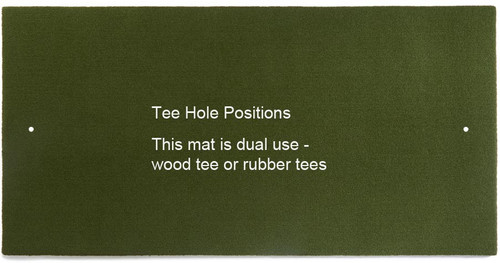5 STAR GORILLA Perfect ReACTION Golf Mats - 5' x 6'