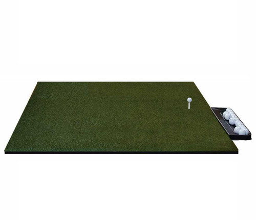 Martin Hall's 5 Star Zoysia Fairway Deluxe Driving Range Golf Mats