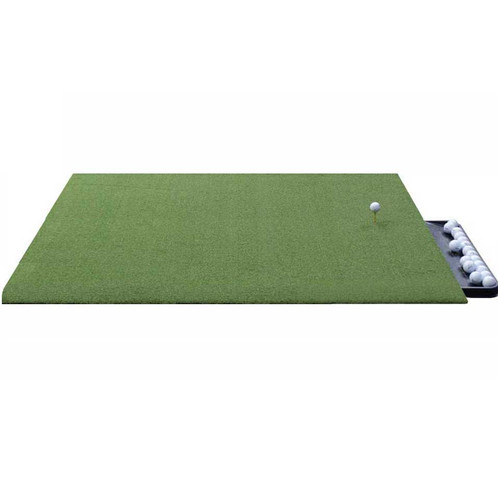 Martin Hall's 5 Star Urethane Backed Perfect ReACTION Golf Mats No Shock No Bounce