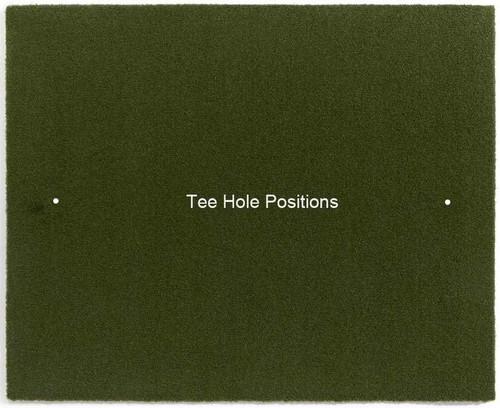 5 Star Multi-Club Champion 4x5 Golf Mat