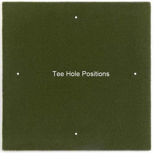 5 Star Multi-Club Champion 5x5 Golf Mat