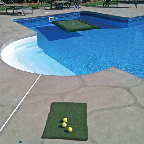 Junior 3x4 Floating Putting Green