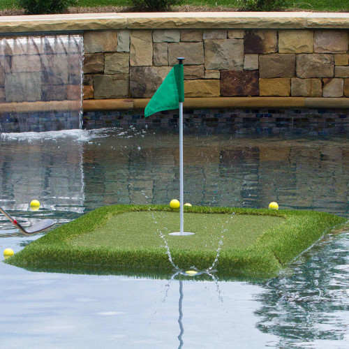 Junior 3x4 Floating Golf Green