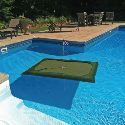The Original 4x6 Floating Golf Green