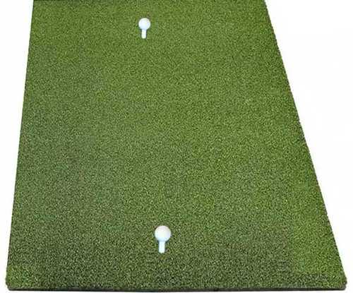 Wood Tee Golf Mat Clearance Sale!